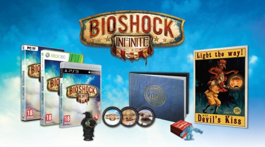 Image of BioShock Infinite Premium Edition
