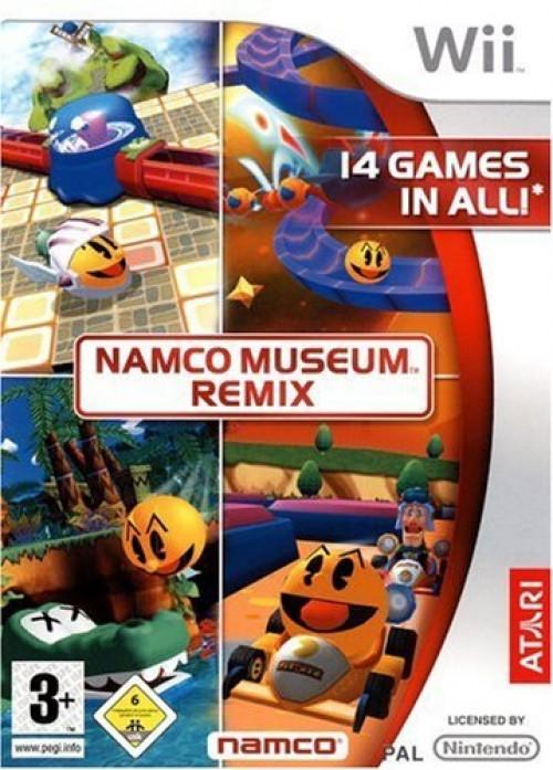 Goedkoopste Namco Museum Remix