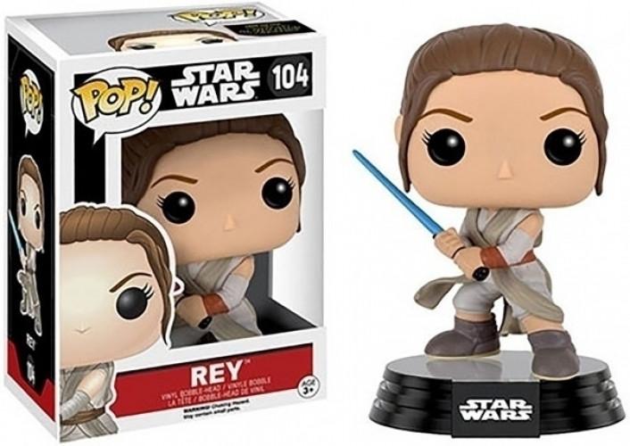 Star Wars Pop Vinyl: Rey (104)