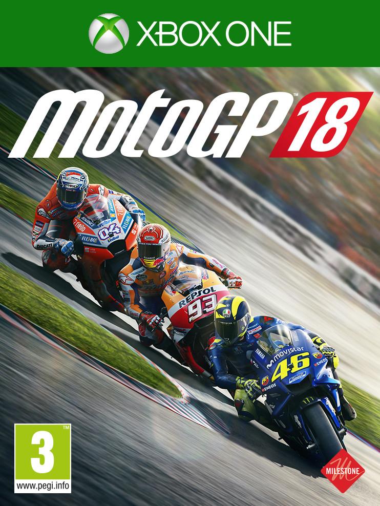 MotoGP 18 + Pre-order DLC