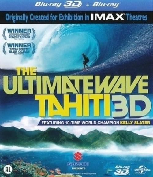 The Ultimate Wave Tahiti 3D