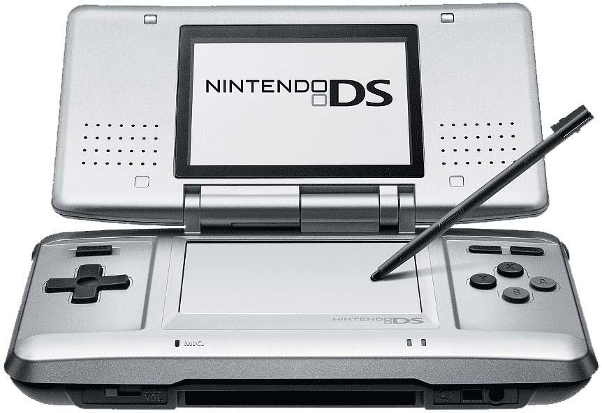Nintendo DS (Silver)
