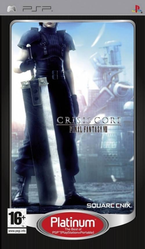 Crisis Core Final Fantasy 7 (platinum) kopen