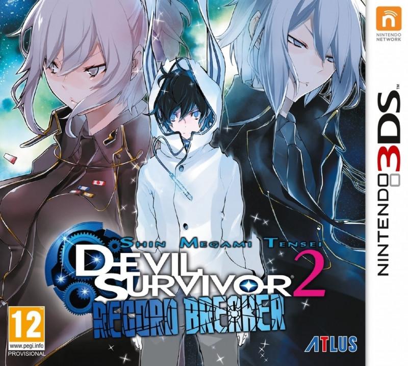 Shin Megami Tensei Devil Survivor 2 Record Breaker kopen