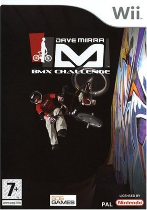 Afbeelding van Dave Mirra BMX Challenge