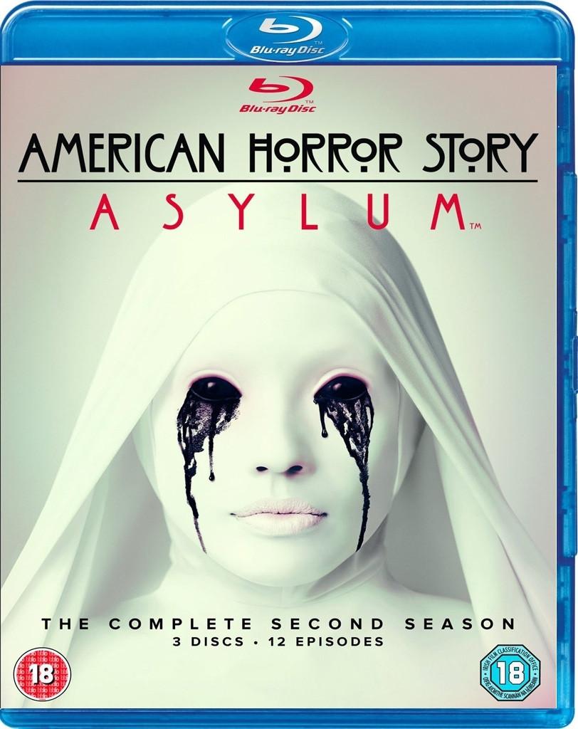 Image of American Horror Story - Seizoen 2 Asylum