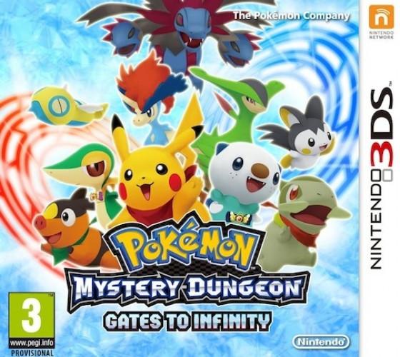 Goedkoopste Pokemon Mystery Dungeon Gates to Infinity
