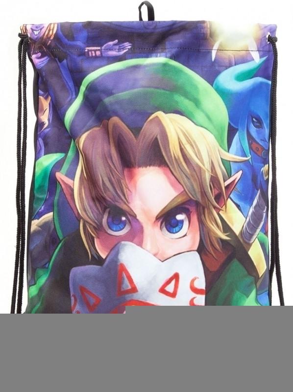 Nintendo - Zelda Majora's Mask Gym Bag
