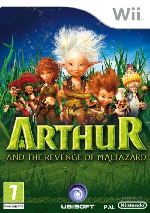 Goedkoopste Arthur en de Wraak van Malthazard