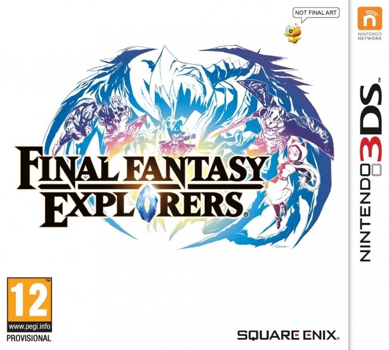 Final Fantasy Explorers kopen