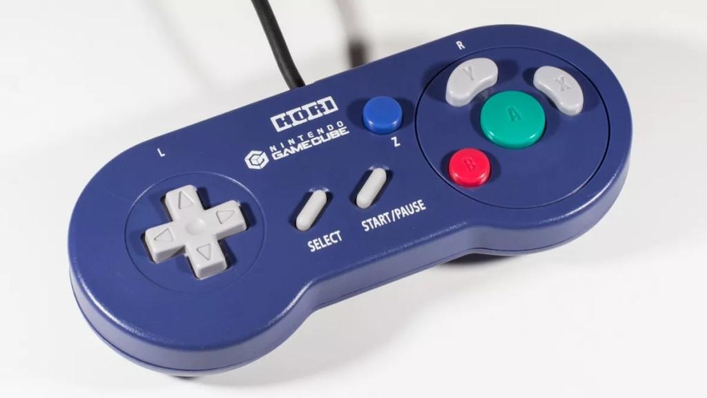 Gamecube Digital Controller Indigo (Hori)