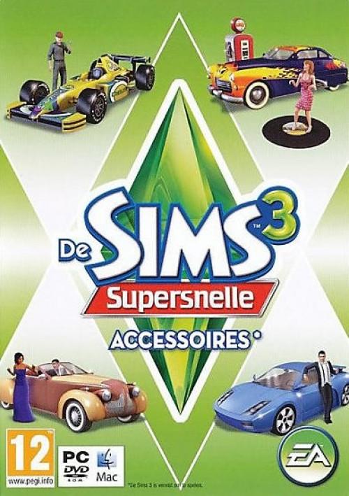 De Sims 3 Supersnelle Accessoires (Add-On)