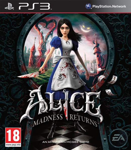 Goedkoopste Alice Madness Returns