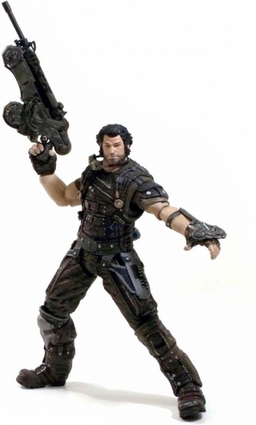 Bulletstorm Grayson Figure