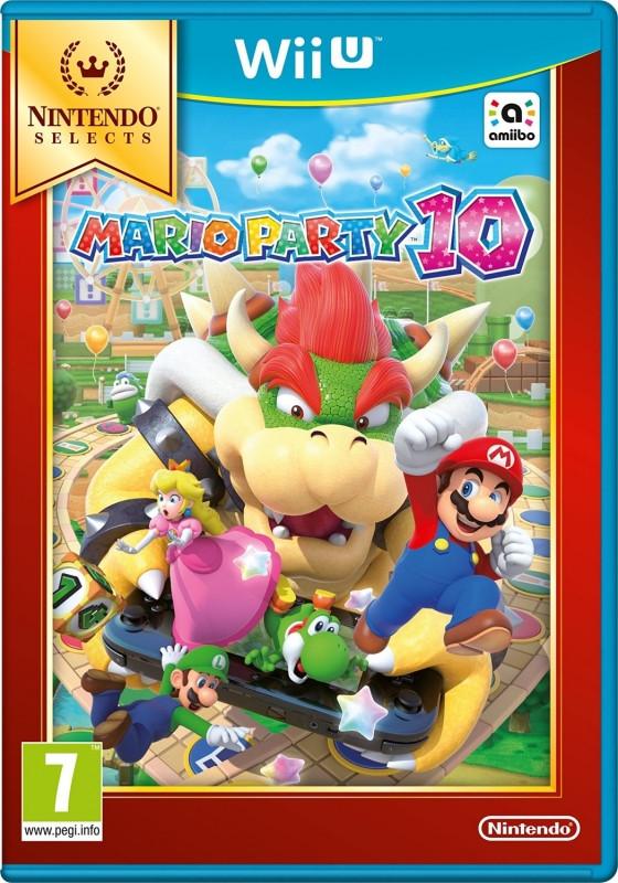 Mario Party 10 (Nintendo Selects)
