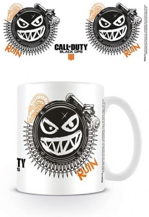 Call of Duty Black Ops 4 Mug - Ruin Smile Icon