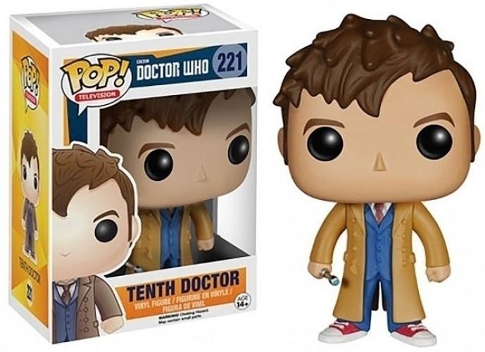 Doctor Who Pop Vinyl: Tenth Doctor