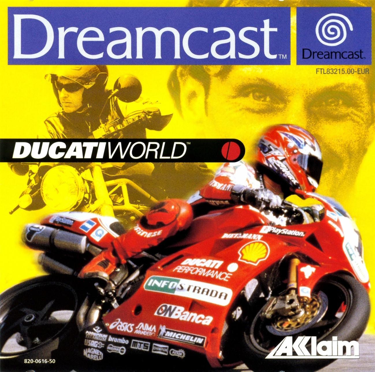 Afbeelding van Ducati World