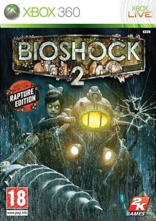 Image of Bioshock 2 (Rapture Edition)