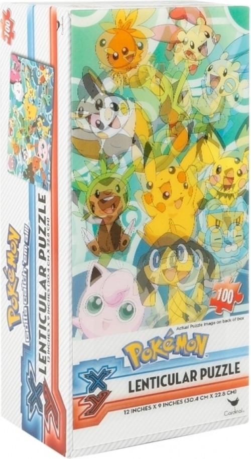 Image of Pokemon X&Y Lenticular Puzzle