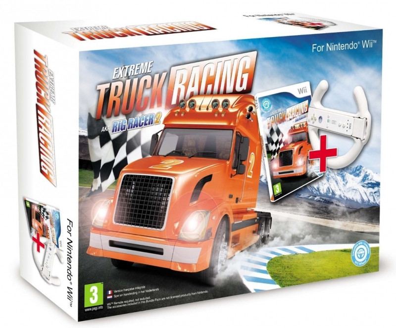 Extreme Truck Racing + Racestuur (Bundel) kopen
