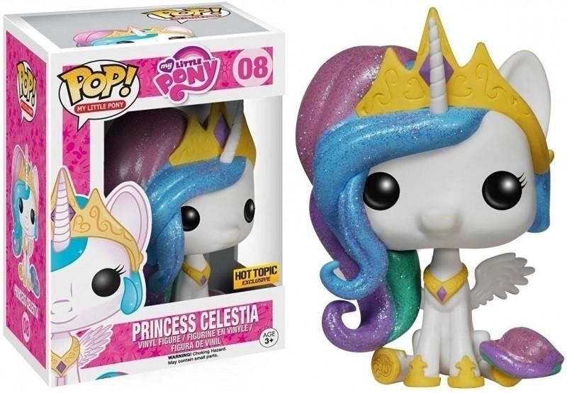 My Little Pony Pop Vinyl: Princess Celestia