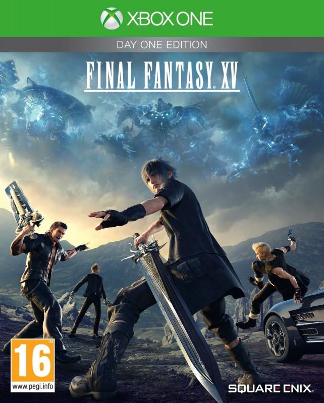 Final Fantasy XV (Day 1 Edition) kopen