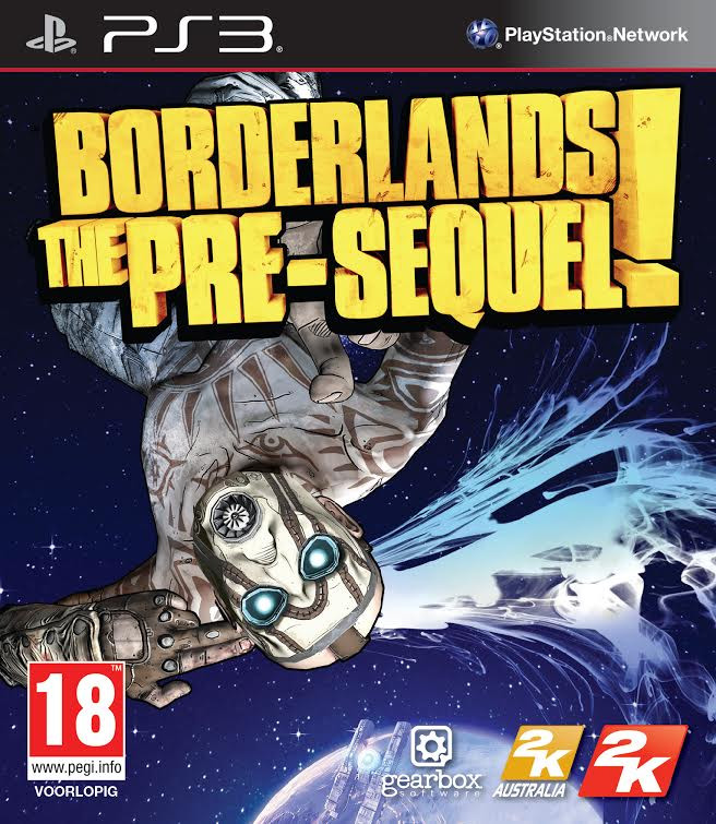 Image of Borderlands the Pre-Sequel (verpakking Duits, game Engels)