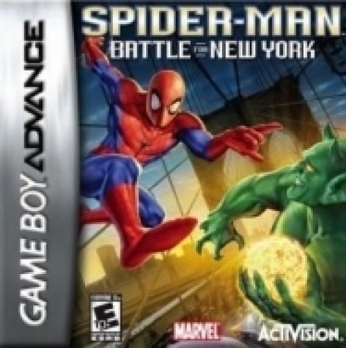 Spider-man Origins Battle for New York