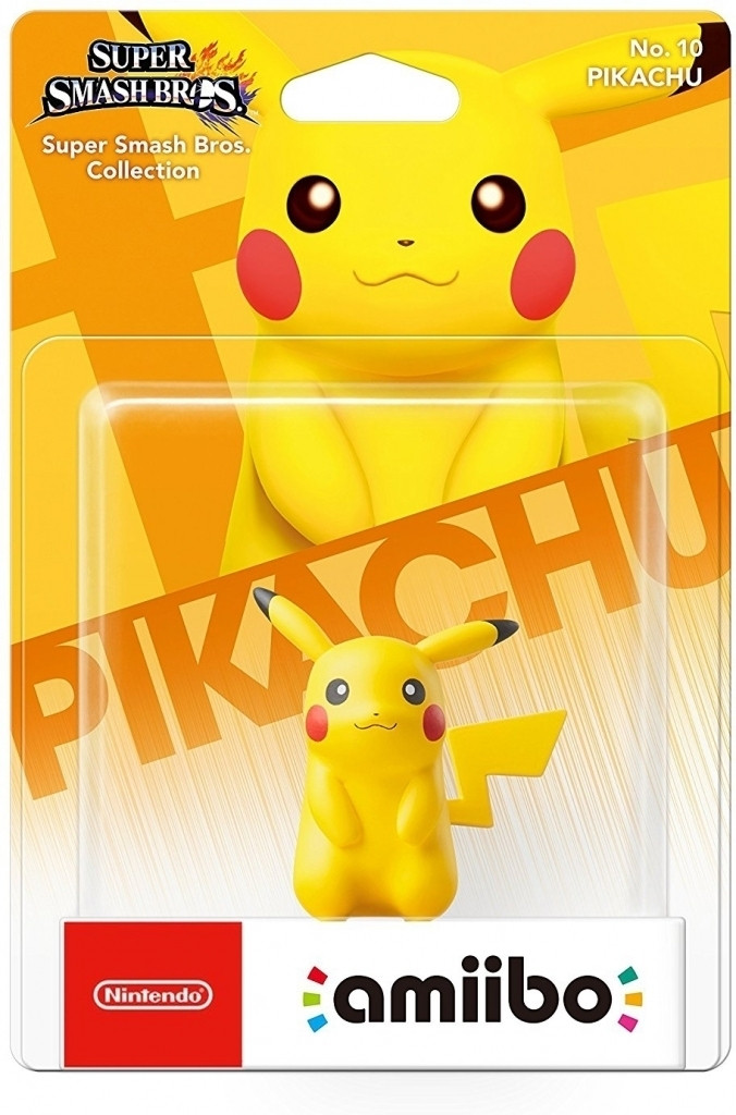Amiibo – Pikachu