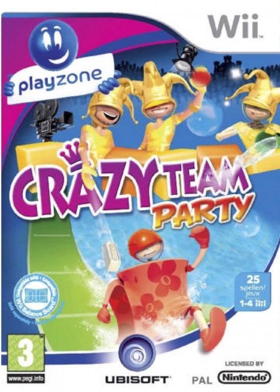 Crazy Team Party kopen