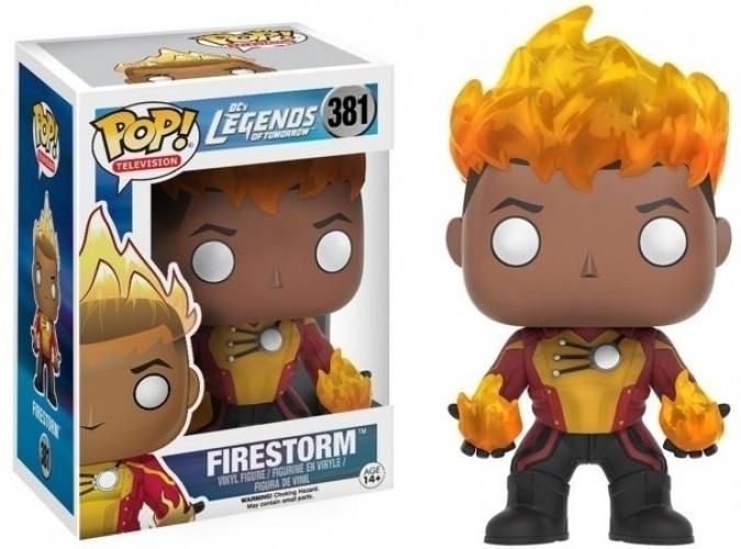 DC's Legends of Tomorrow Pop Vinyl: Firestorm