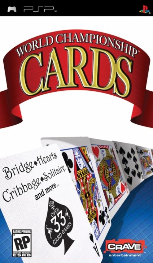 Image of World Championship Cards