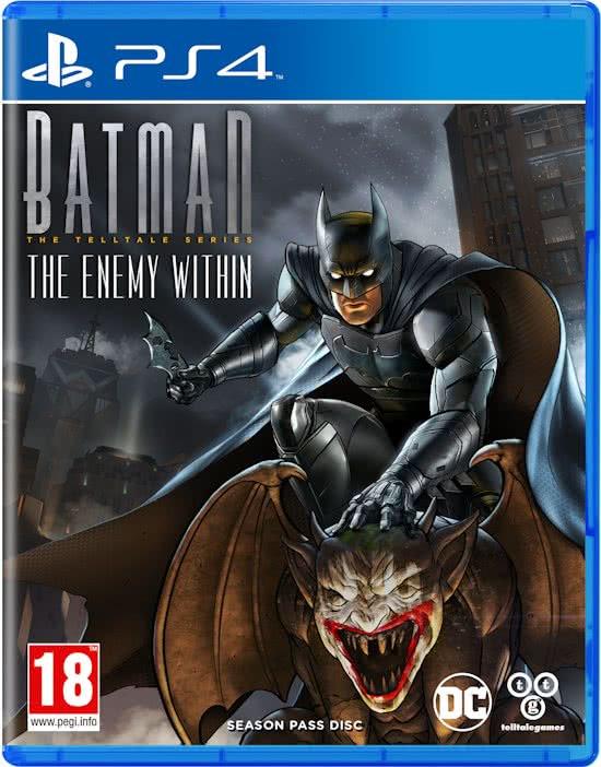 Batman the Telltale Series 2 - The Enemy Within kopen