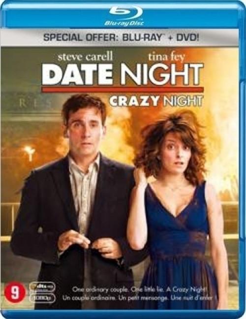 Image of Date Night (Blu-ray + DVD)