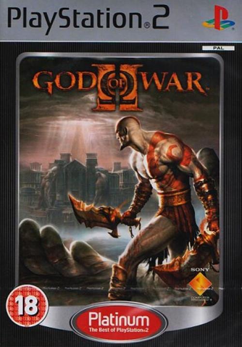 God of War 2 (platinum)