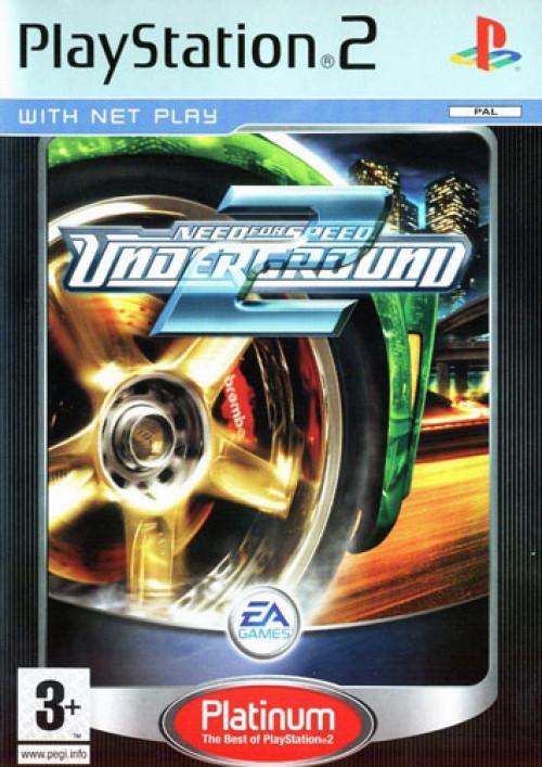Need for Speed Underground 2 (platinum)