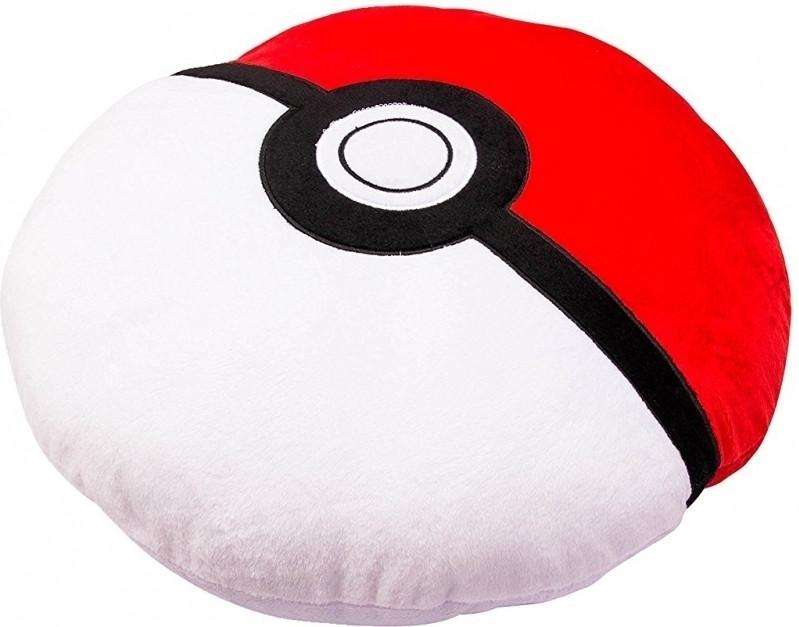 Image of Pokemon Round Cushion Pokeball