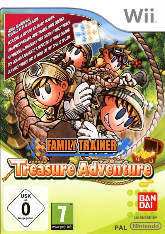 Image of Family Trainer Treasure Adventure
