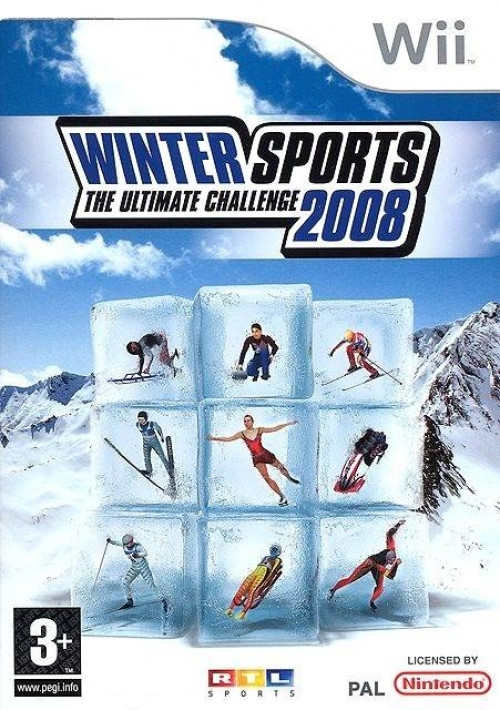 Goedkoopste Winter Sports the Ultimate Challenge 2008