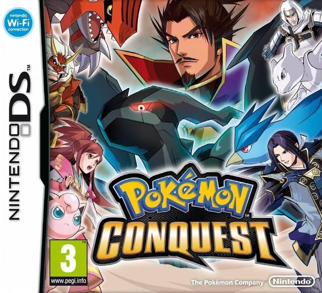 Pokemon Conquest kopen