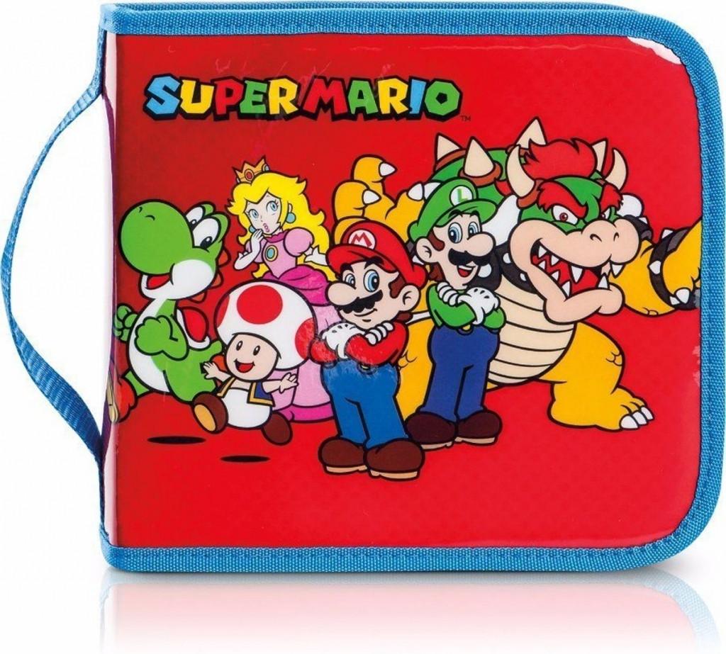 Goedkoopste DS Universal Super Mario Folio