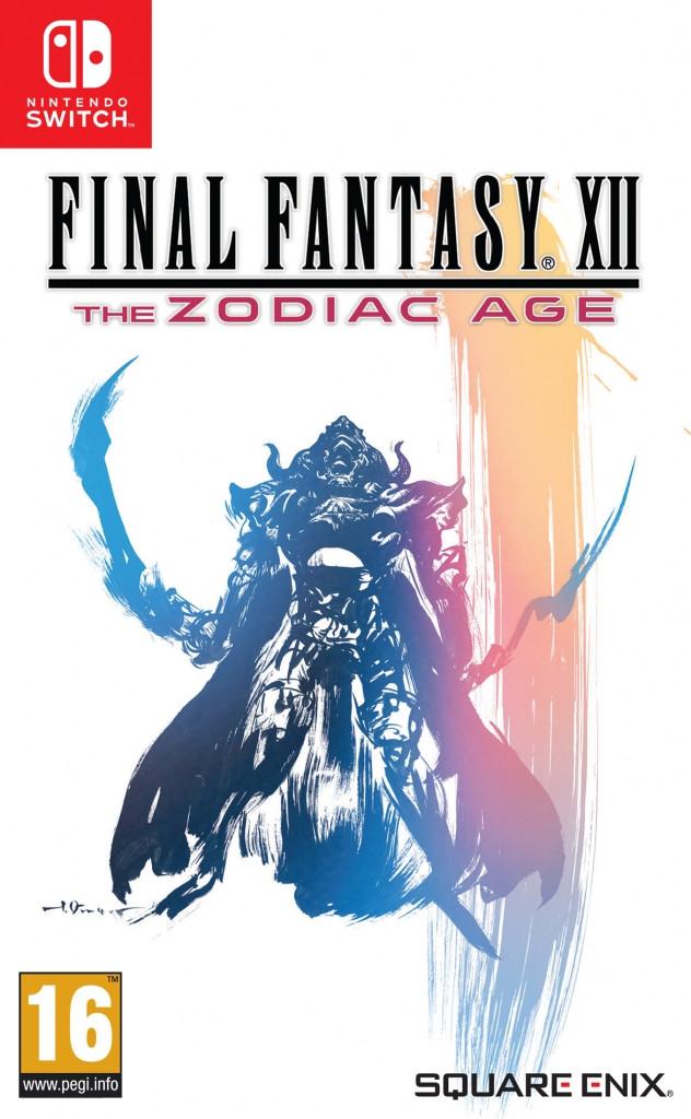 Final Fantasy XII the Zodiac Age + Pre-Order Bonus kopen