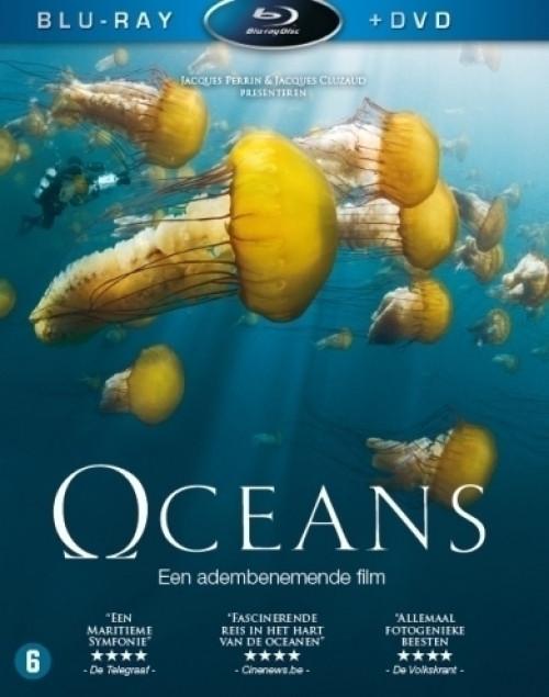 Image of Oceans (Blu-ray + DVD)