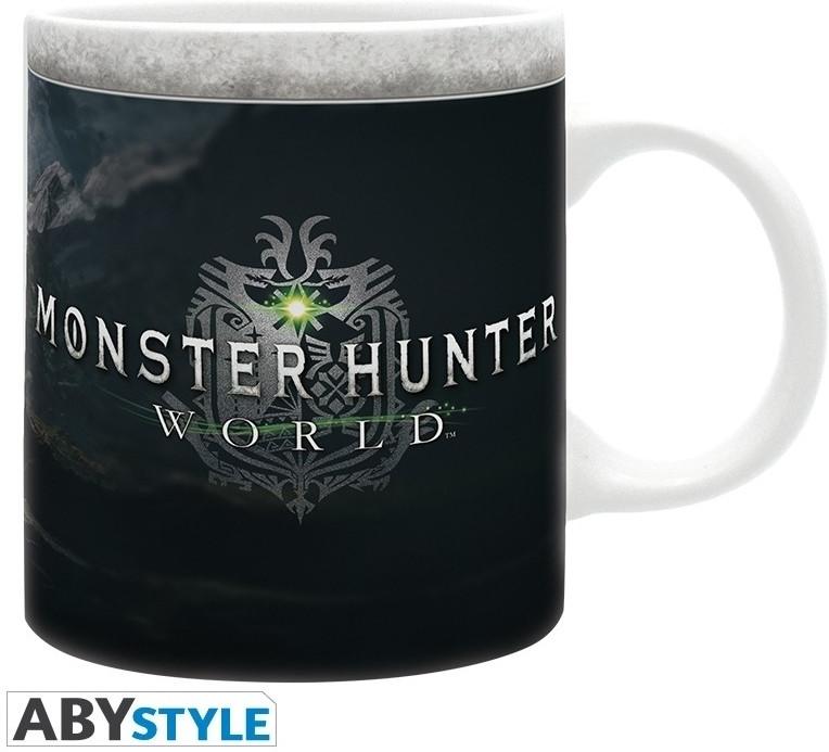 Monster Hunter World Mug