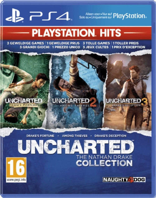 Uncharted the Nathan Drake Collection (Playstation Hits) kopen