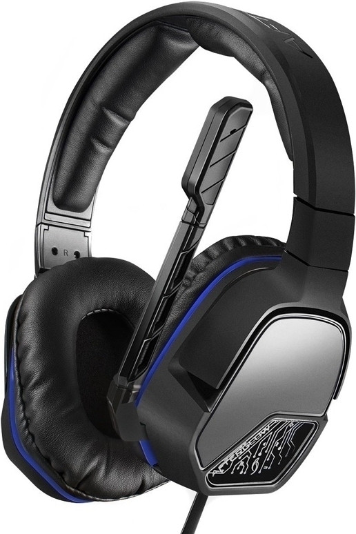 Goedkoopste Afterglow LVL 3 Wired Stereo Headset (Black)