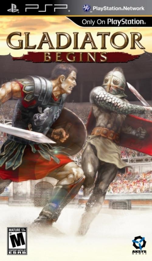 Image of Gladiator Begins