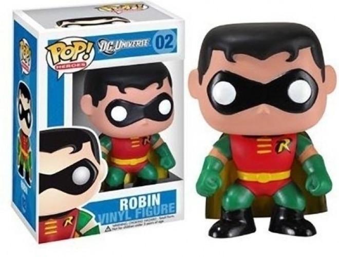 DC Comics Super Heroes Pop Vinyl: Robin