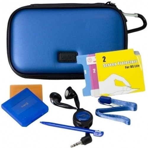 Goedkoopste DS Lite Starterpack Blue -Logic 3-